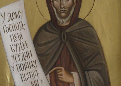 Crkva-Uspenja-Bogorodice-u-Šibeniku_Sveti-Isak-Sirin