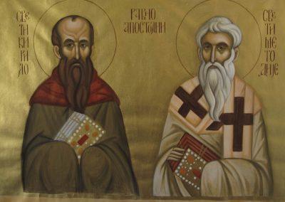 Crkva-Uspenja-Bogorodice-u-Šibeniku_Sveti-Kirilo-i-Metodije