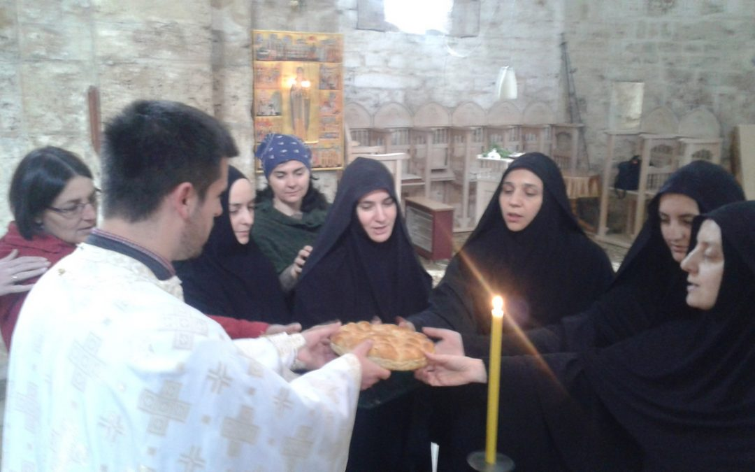 Прослава Св. Тамаре