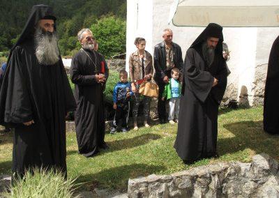 Godisnji pomen shi-arhimandritu Julijanu Knezevicu-parastos 12