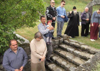 Godisnji pomen shi-arhimandritu Julijanu Knezevicu-parastos 15