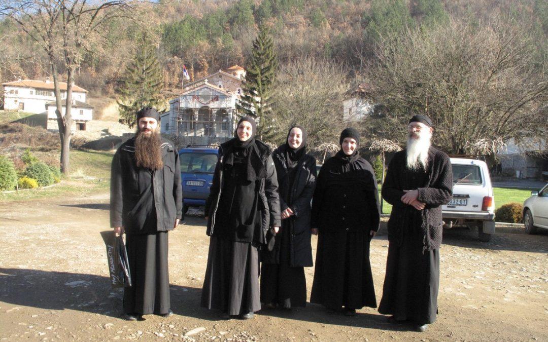 Посета манастирима у близини Пирота