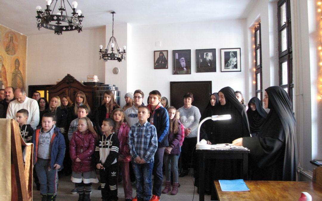 Прослава Светог Саве и Свете Нине, просветитељке Грузије 2017.