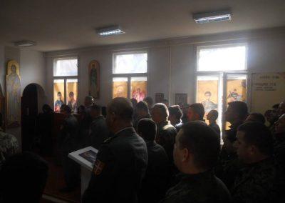 25-Liturgija kasarna Raska 2017