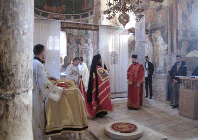 Sveta Arhijerejska Liturgija u Manastiru Nova Pavlica 02