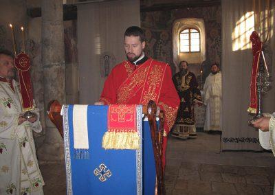 Sveta Arhijerejska Liturgija u Manastiru Nova Pavlica 10