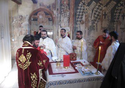 Sveta Arhijerejska Liturgija u Manastiru Nova Pavlica 15