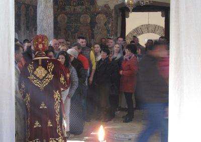 Sveta Arhijerejska Liturgija u Manastiru Nova Pavlica 18