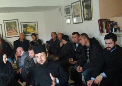 Ktitorska slava manastira Gradac 2017 - 18