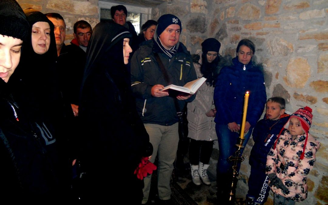 Св. Јован деспот српски молитвено прослављен на Рудну!