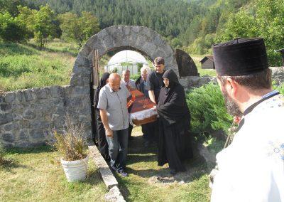 Sahrana mati Heruvime 8