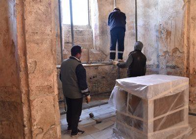 Konzervacija i restauracija fresaka 47
