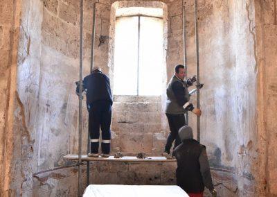 Konzervacija i restauracija fresaka 48