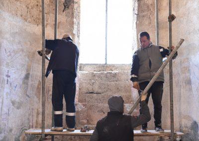 Konzervacija i restauracija fresaka 49