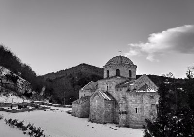 Badnje vece u manastiru Gradac 2020 02