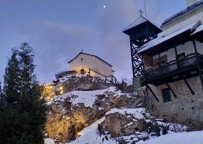 Badnje vece u manastiru Gradac 2020 18