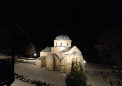 Badnje vece u manastiru Gradac 2020 29