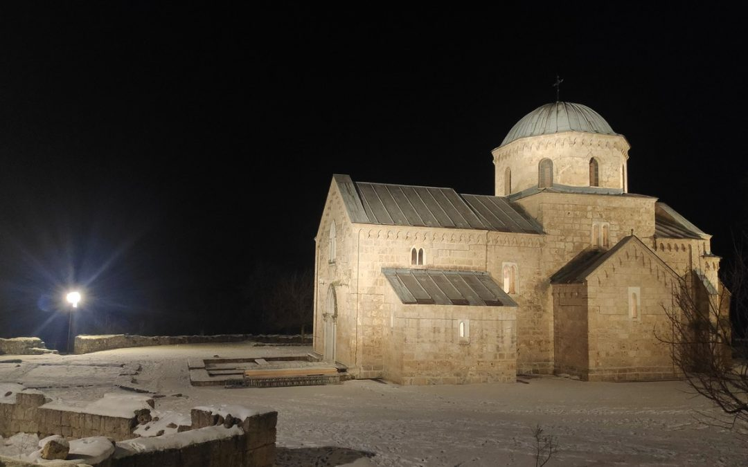 Манастир Градац у новом светлу