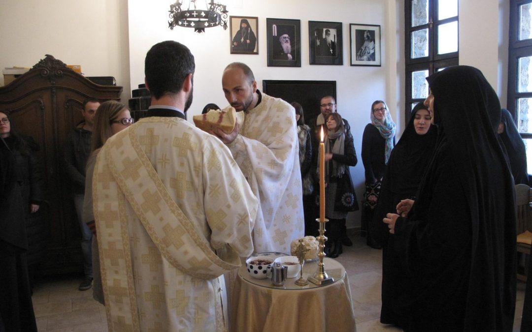 Прослава Светог Нектарија Егинског