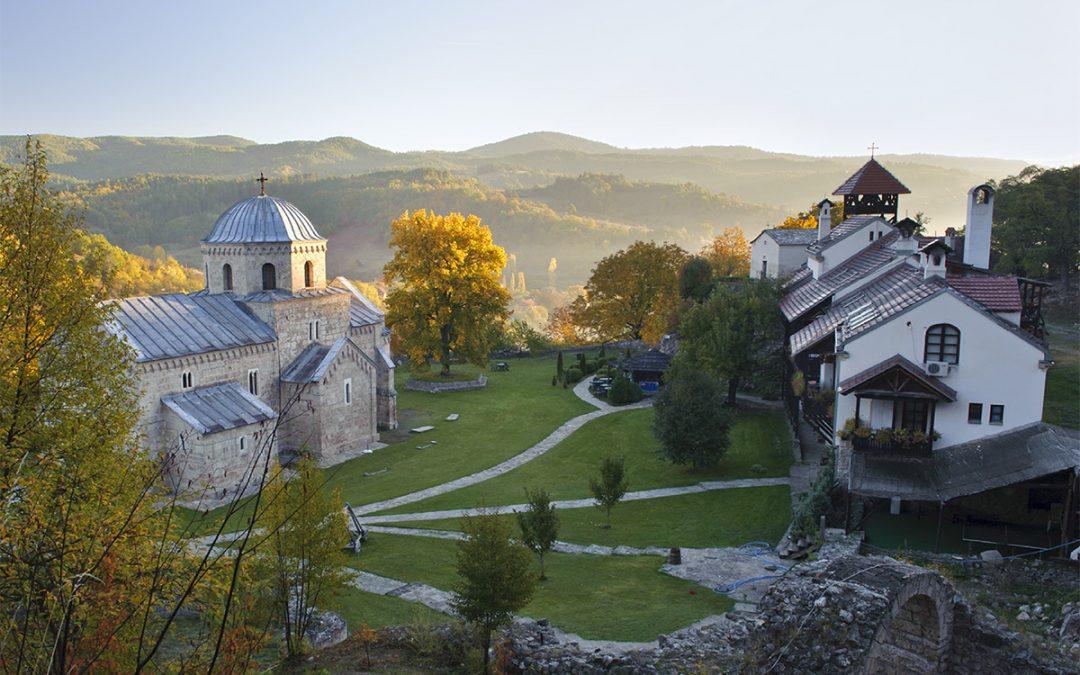 Објављена монографија манастира Градац